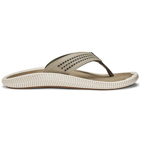 OluKai Ulele Sandals Men clay/mustang